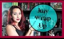 July Wrap Up & August TBR
