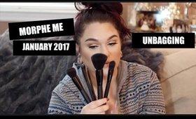 Morphe Me UNBAGGING JAN2017!