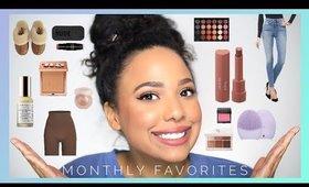 MY MONTHLY FAVORITES | FASHION & BEAUTY | Ashley Bond Beauty
