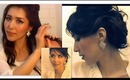 ♥  GANGNAM STYLE (강남스타일) HAIR Tutorial ♥ Romantic Formal Updo Hairstyle for Long Hair