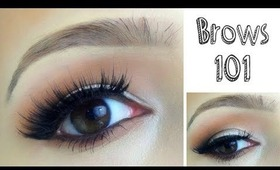How I Fill in My Brows (Updated)