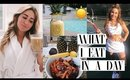WHAT I EAT IN A DAY: VEGAN, FOOD COMBINING, SUMMER