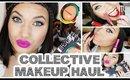 LimeCrime Tell All | Haul + Try On! MAC, LA Splash, Z Palette | thatgirlshaexo