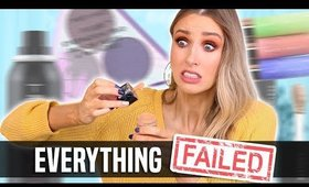 THE WORST OF THE WORST MAKEUP OF THE YEAR... so many FAILS