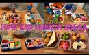 FUN KIDS LUNCH IDEAS | WEEK 1