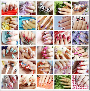 Simple-Nail-Art-Designs  Many of us admire Nail art but are scared to do it on our own nails because we think it is a complex art. But creating a nail art design is simpler than you thought but it needs patience and practice. Read more........ http://www.stylecraze.com/articles/8-simple-nail-art-designs