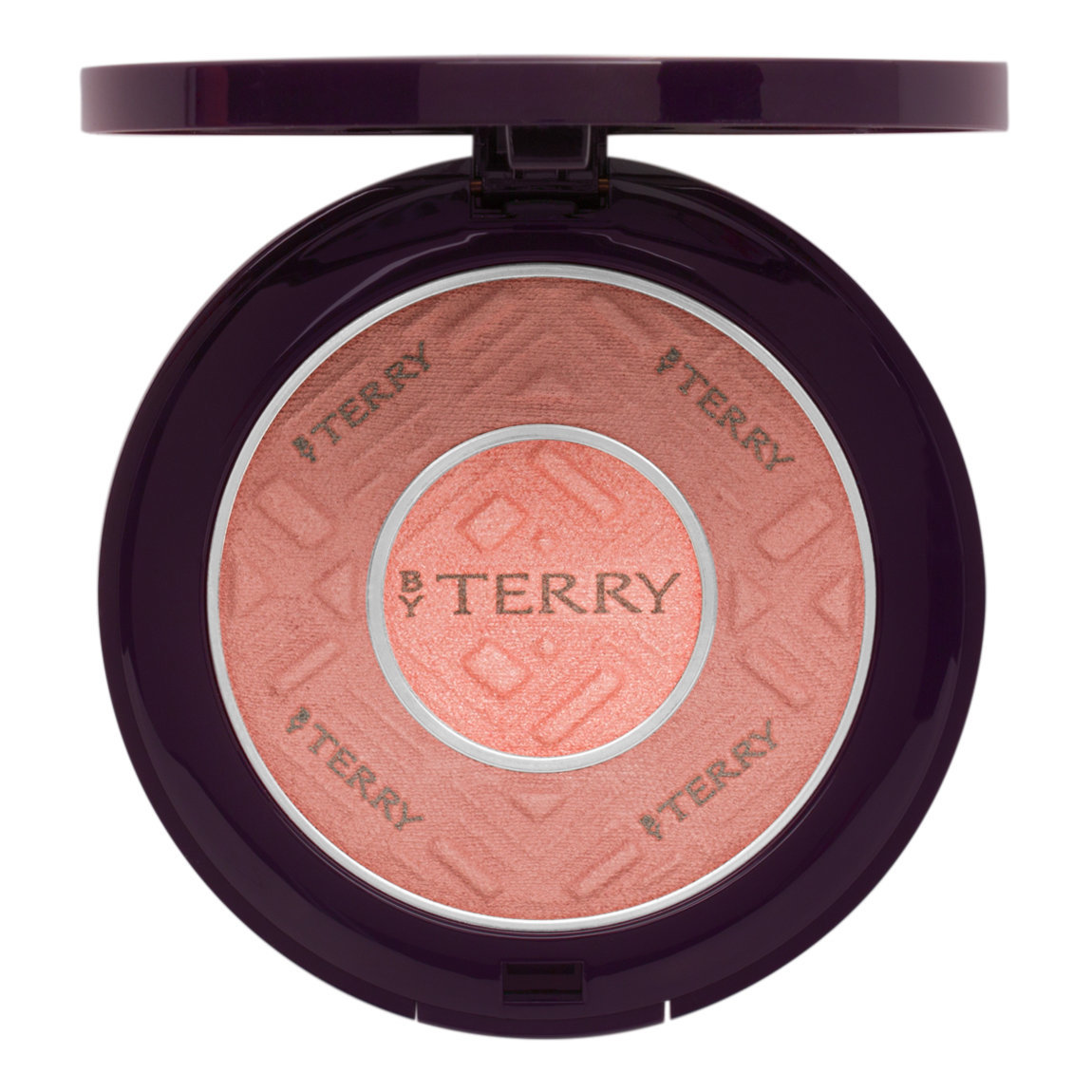 BY TERRY Compact-Expert Dual Powder 7 Sun Desire product smear.