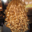 No Curling Iron!