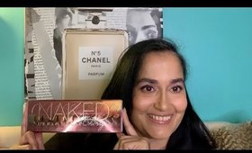 Beauty Nouveau Session | GRWM Urban Decay Naked Cherry Look