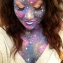 Nebula Fantasy Makeup