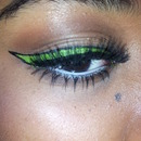 Neon Green with Envy