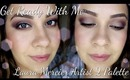 Get Ready With Me | Laura Mercier Artist 2 Palette