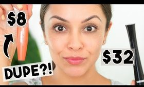 HIGH END MASCARA VS. DRUGSTORE MASCARA | SPEND OR SAVE? - TrinaDuhra
