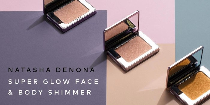 Natasha Denona's Super Glow is here – shop now!