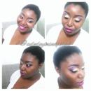 bold look using BH Cosmetics shadows