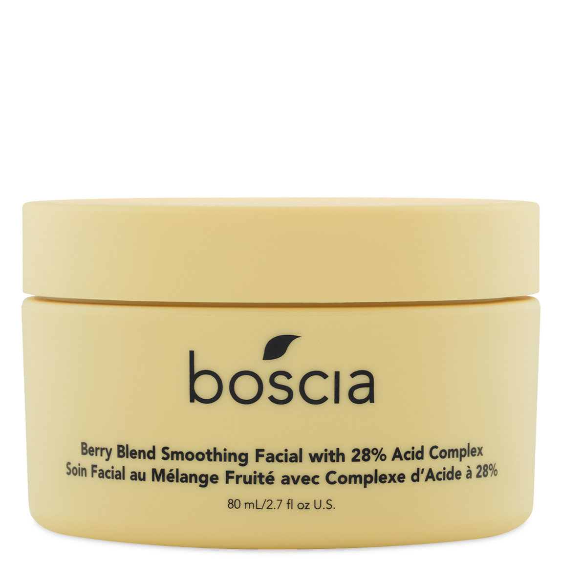 boscia Berry Blend Smoothing Facial with 28% Acid Complex alternative view 1 - product swatch.