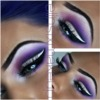 Pink & Purple Makeup