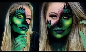 THE MONSTER WITHIN | Halloween Makeup Tutorial 2019