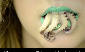 Octopus Lip Tutorial MUAHD by Ashley