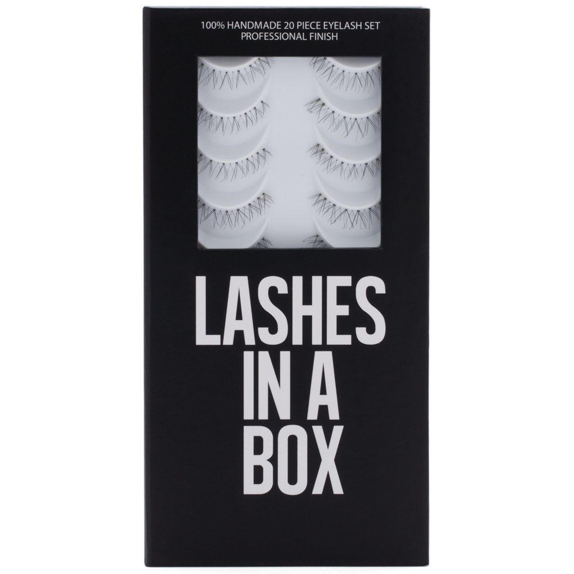 LASHES IN A BOX Lower Lash N°3 product swatch.