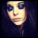 Blue Grunge!