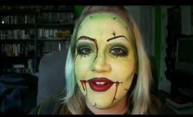 Pin-up Zombie Tutorial
