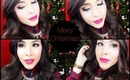 Classic Christmas Makeup Tutorial 2013 | NellysLookBook