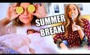 Morning Routine: Summer 2015 | Bethany Mota