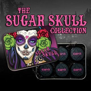 Concrete Minerals The Sugar Skull Collection