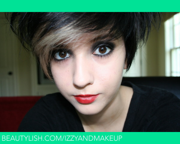 Robert Smith Makeup Izzy D S Izzyandmakeup Photo Beautylish