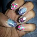 Glitter, Hearts & Roses