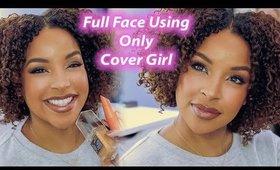 "Full Tutorial Using Only.. EP1. ""Cover Girl"" @BeautyByLee"
