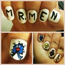 Mr. Men Manicure