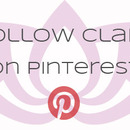 Come follow me on Pinterest! http://pinterest.com/claireschultz