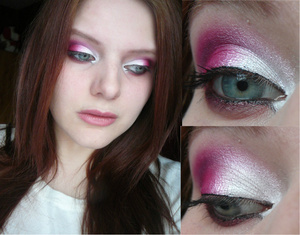 I did a tutorial based on Anna williams from Tekken  I have made a video too :) This look was easy to create  http://www.youtube.com/watch?v=JuXdtSt79Qg&list=UUEUAsSHI0y3gdYacGZ1hEjg&index=1&feature=plcp