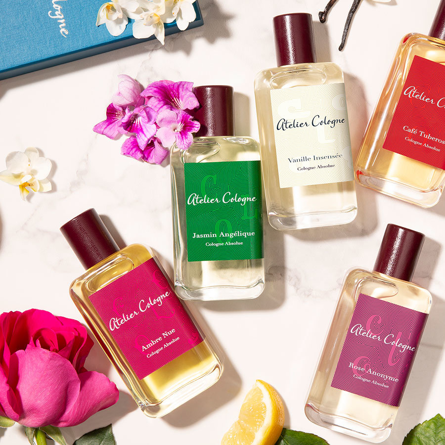 Atelier Cologne: Bright Flowers