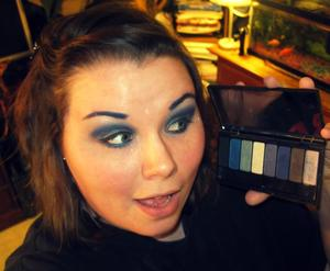 Kat Von D Palette from Sephora, my new fave