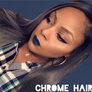 Chrome hair