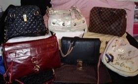 Updated Purse/handbag collection