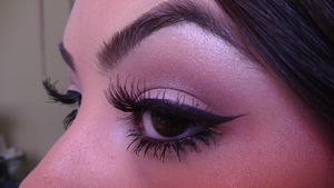 Winged Liner Open