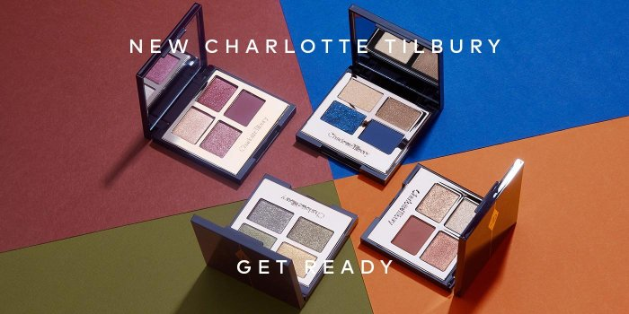 Charlotte Tilbury's Eye Colour Magic Collection is coming soon! – Sign up to receive notifications.