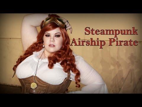 Steampunk Makeup Amp Costume Tutorial Vintageortacky