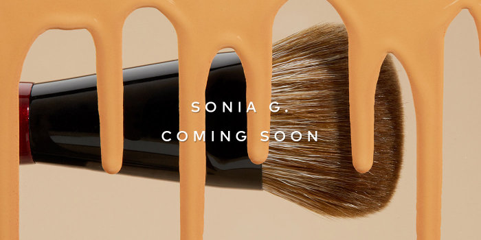 Sign up to be the first in line to shop Sonia G.'s Fusion Series on Beautylish.com