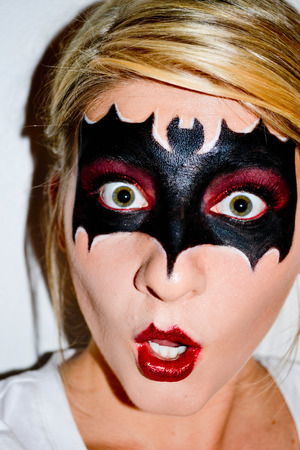 Bat Girl #3