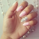Love my pretty in pink claws?