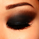 Dark Smoky Eyes