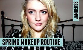 Updated Spring Makeup Routine | Jambers8