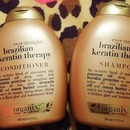 Brazilian Keratin Therapy Shampoo & Conditioner Xx