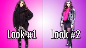 Check out my 2 Winter outfit inspirations!