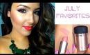 July Beauty Favorites-MAC, L'oreal, NARS, & More ♡
